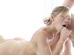Massage Hottie Craves Good Doggystyle Fucking