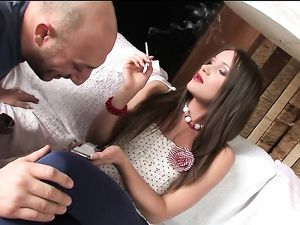 Beautiful Girl Makes Her First Fantastic Anal Porn