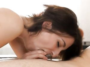 Passionate Girlfriend Kissing And Fucking Her Horny Man