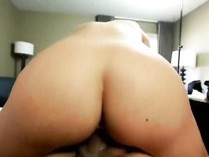 Doggy Style Ramming And Cum Shot On Ass