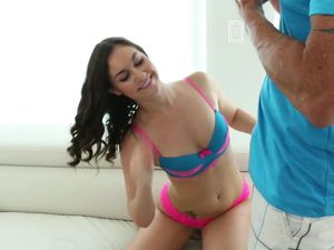 Teen With A Great Ass Gets Fucked By An Older Man
