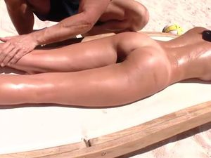 Fucking And Cum On Tits With A Gorgeous Bikini Girl