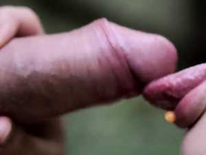 Cute Teen Enjoys Passionate Fucking In The Forest